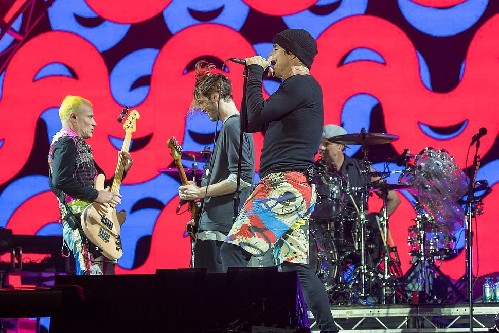 Red Hot Chili Peppers @ Leeds Festival 2016
