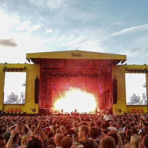 Kings of Leon, Kendrick Lamar, Fall Out Boy, & Panic At The Disco for Reading & Leeds 2018