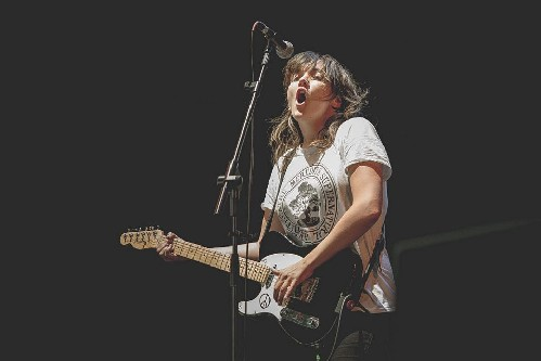 Courtney Barnett @ NOS Alive 2016