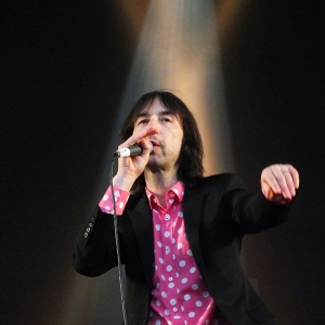 Primal Scream & Sigma (live) for Penn Festival
