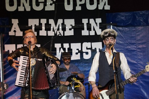 Calico Jack @ OUT West Festival 2016