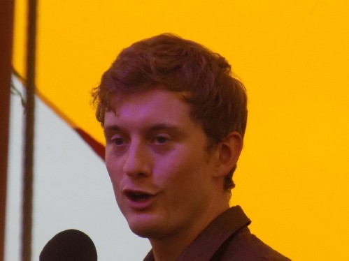 James Acaster @ Port Eliot Festival 2016