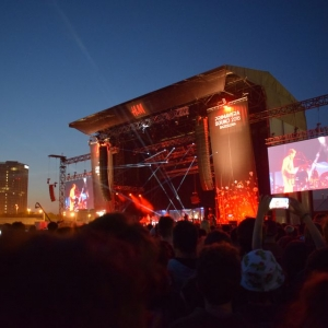 Bon Iver, Aphex Twin, and Justice, for NOS Primavera Sound Porto festival