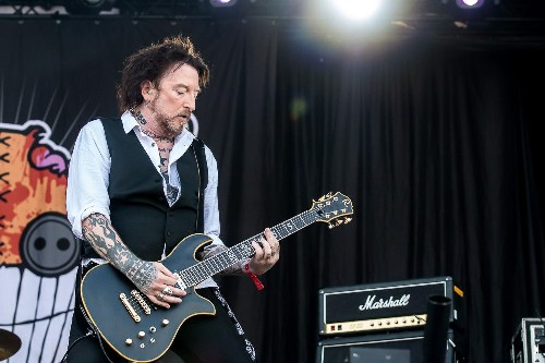 Ginger (The Wildhearts) @ Ramblin' Man Fair 2016