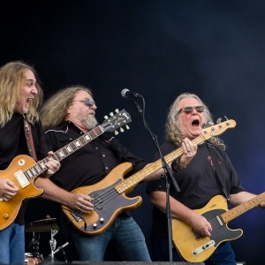 The Kentucky Headhunters, Molly Hatchet, & more for HRH Crows 2