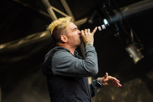 New Found Glory @ Slam Dunk Festival 2016