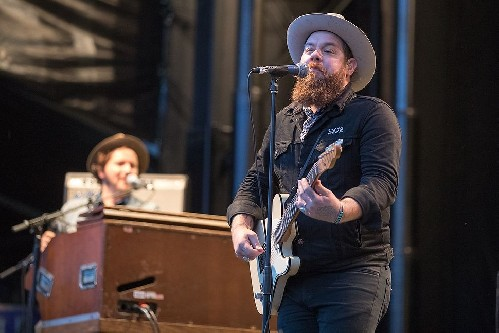 Nathaniel Rateliff @ Together The People 2016