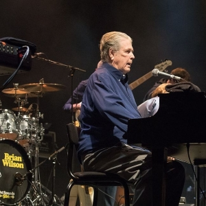 Brian Wilson performing 'Pet Sounds' to headline Glastonbury Extravaganza
