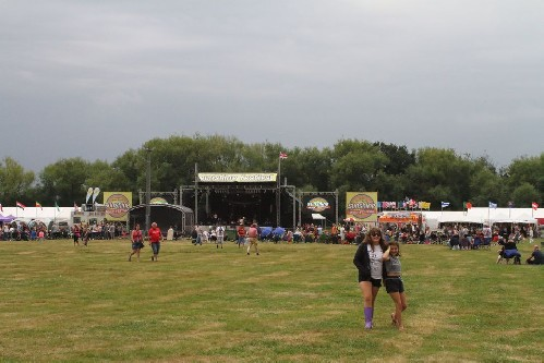 around the festival site: Upton Sunshine Music Festival 2016