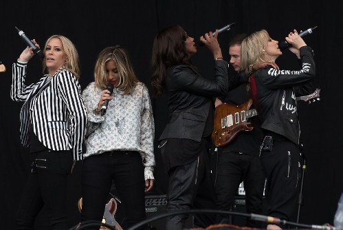 All Saints: V Festival (Staffordshire) 2016