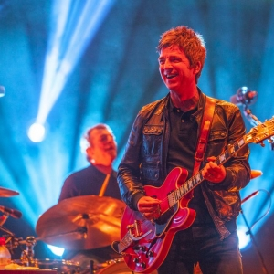 Noel Gallagher's High Flying Birds for Nocturne Live at Blenheim Palace