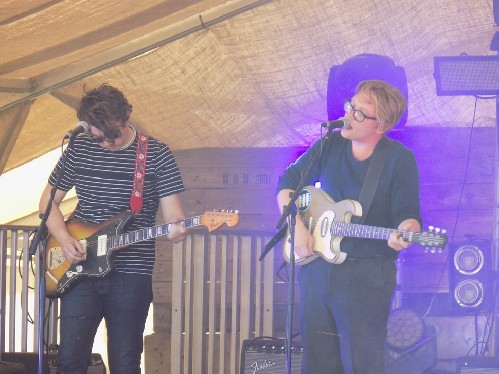 The Howl & The Hum @ Barn On The Farm Festival 2017