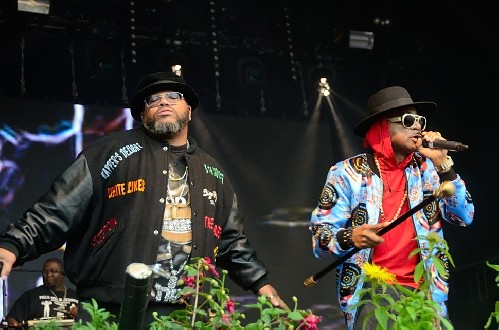 The Sugarhill Gang ft Melle Mel & Scorpio @ The Beatherder Festival 2017