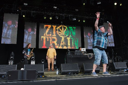 Zion Train @ Beautiful Days 2017