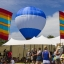Blissfields shows its diverse nature with something for everyone - and a hot air balloon!
