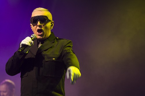 Holly Johnson @ Camp Bestival 2017