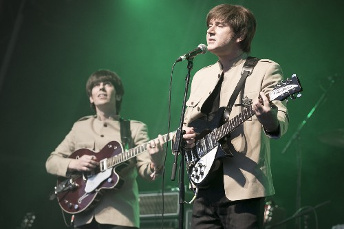 Bootleg Beatles @ Camp Bestival 2017