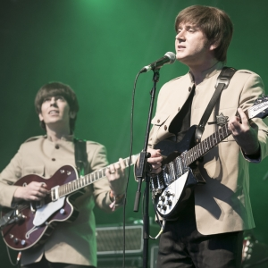 'double headline bill' of Bootleg Beatles, and Lightning Seeds for The Heritage Live Concert Series