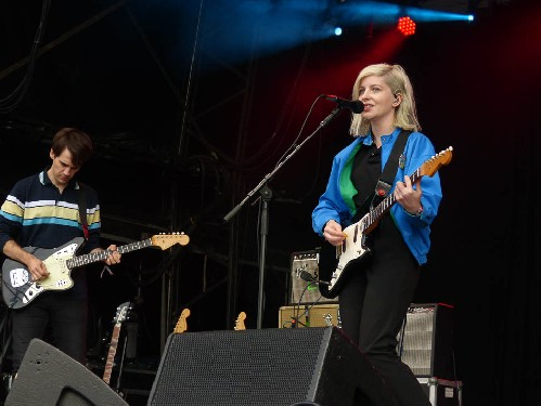 Alvvays @ End Of The Road Festival 2017