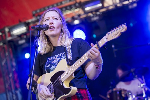 Julia Jacklin @ Field Day 2017