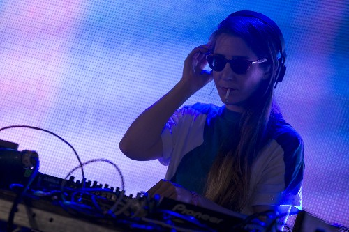 Lena Willikens @ Field Day 2017