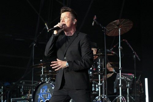 Rick Astley @ Rick Astley in the Forest 2017
