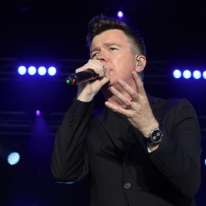 Rick Astley, & Lionel Richie, for Hampton Court Palace Festival 2020