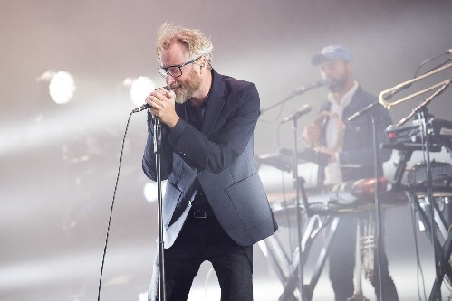 The National @ Glastonbury Festival 2017