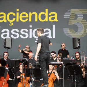 London Elektricity Big Band, Hacienda Classical, & more for new Highest Point in Lancaster in May