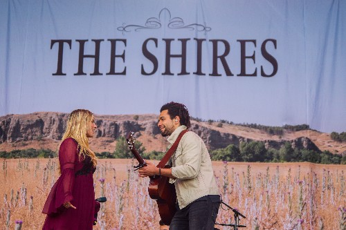 The Shires @ Isle of Wight Festival 2017