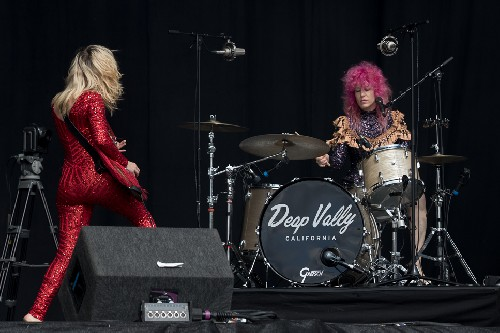Deap Vally @ Leeds Festival 2017