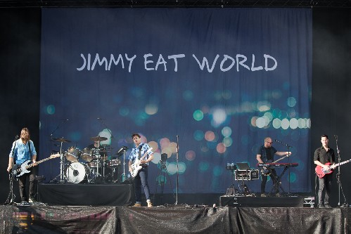 Jimmy Eat World @ Leeds Festival 2017