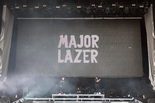 Major Lazer @ Leeds Festival 2017