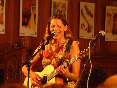 Martha Tilston @ Port Eliot Festival 2017