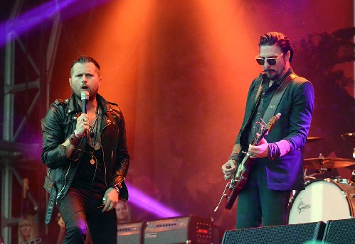 Rival Sons @ Ramblin' Man Fair 2017