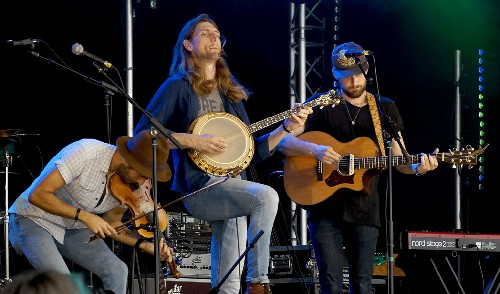 The East Pointers @ Shrewsbury Folk Festival 2017