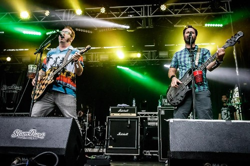 Reel Big Fish @ Slam Dunk Festival 2017