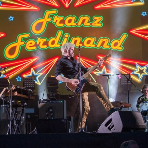 Franz Ferdinand, and Friendly Fires to headline Festival No. 6