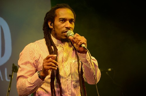 Benjamin Zephaniah & The Revolutionary Minds @ WOMAD 2017