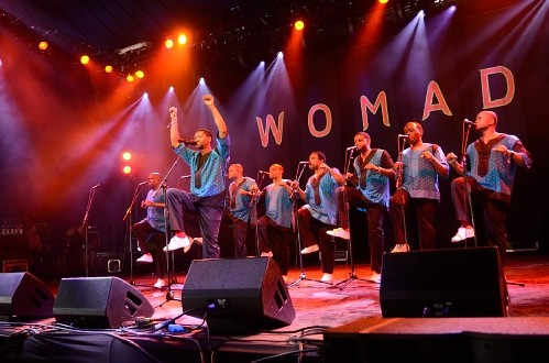 Ladysmith Black Mambazo @ WOMAD 2017