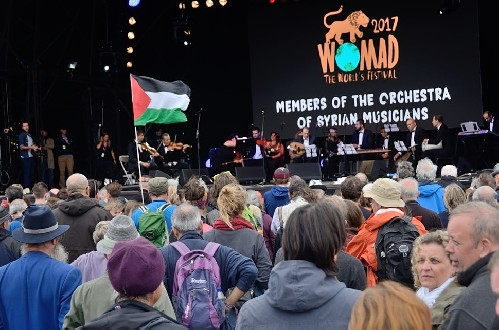 The Orchestra of Syrian Musicians @ WOMAD 2017