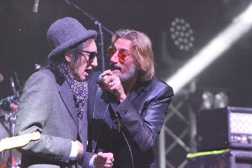 Alabama 3 with John Cooper Clarke