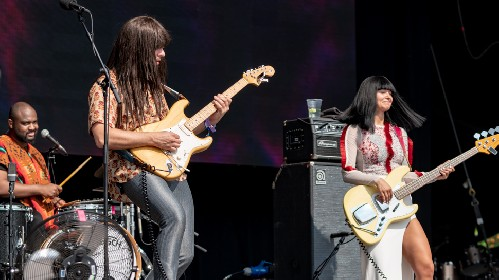 Khruangbin @ All Points East 2018