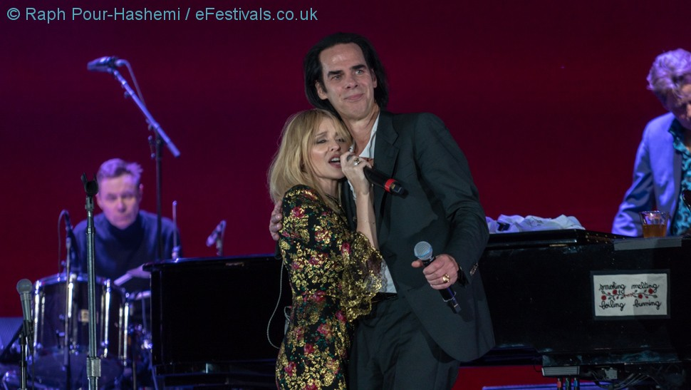 Nick Cave & Kylie