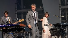 Baxter Dury @ All Points East 2018