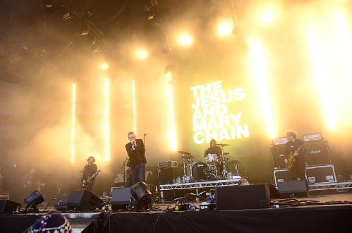The Jesus and Mary Chain @ Bearded Theory 2018