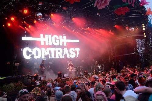 High Contrast (live) @ Beat-Herder Festival 2018
