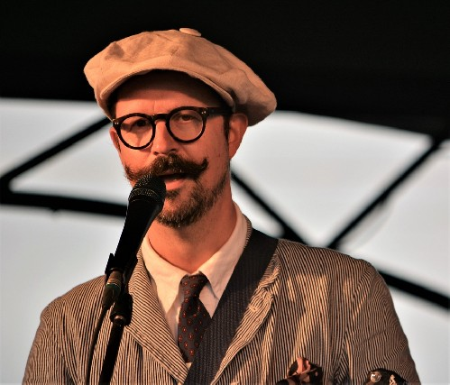 Mr B The Gentleman Rhymer @ Beautiful Days 2018
