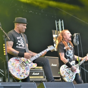 The Wildhearts and more for Cumbria's new Call Of The Wild festival