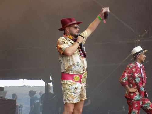 The Cuban Brothers @ Bestival 2018